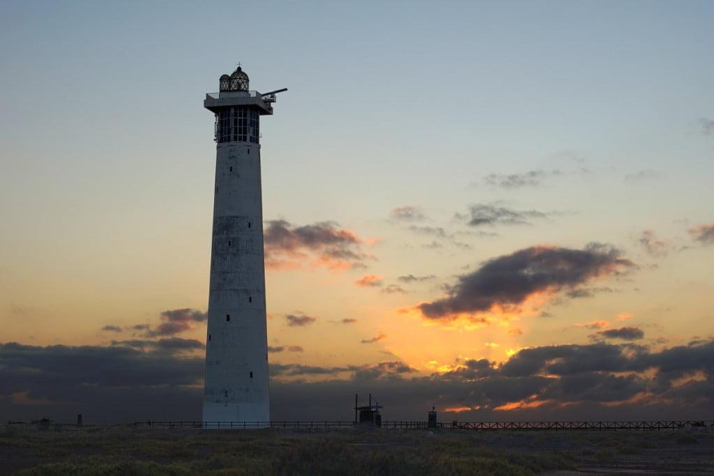 Sunrise at Jandia Lighthouse, Fuerteventura