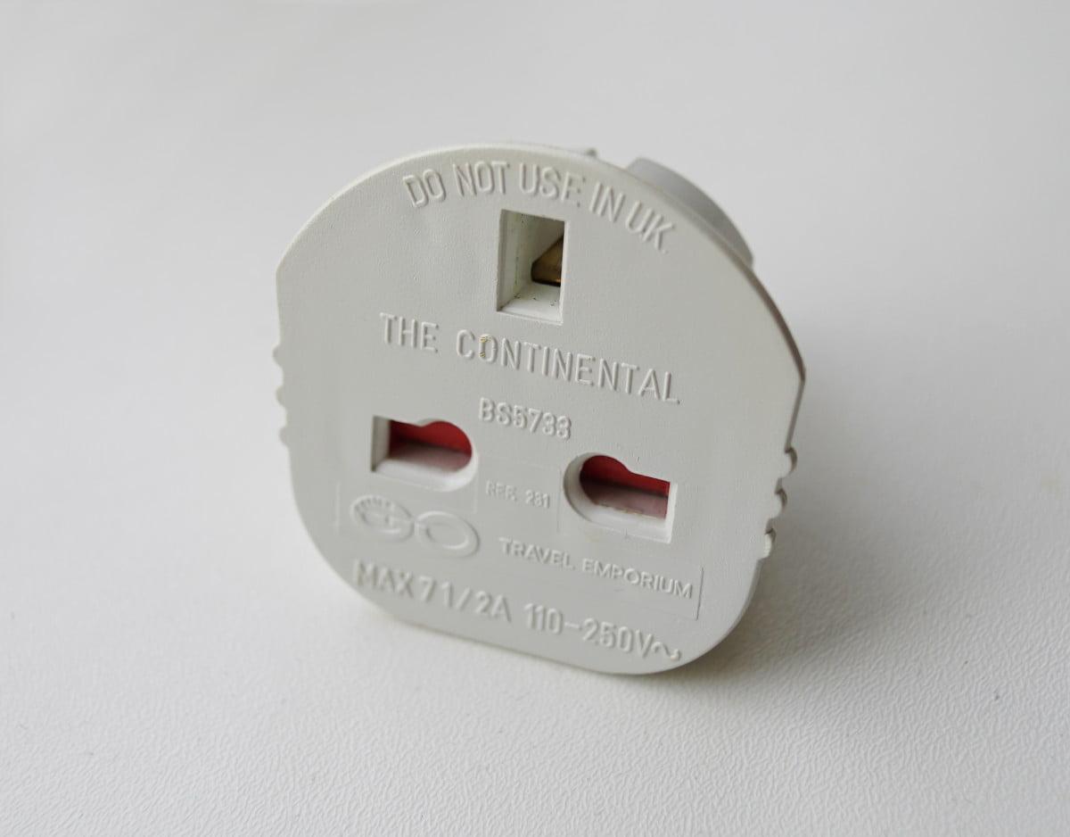 Fuerteventura Electrical Plugs - FuerteventuraGuide.com