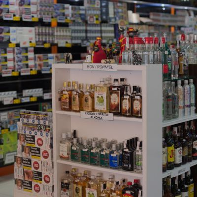 A dedicated Alcohol and Tobacco Shop in Fuerteventura