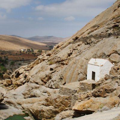 Hermitage of la Virgen la Peña, Barranco de Mal Paso, Fuerteventura