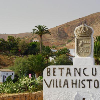 Betancuria Villa Historica