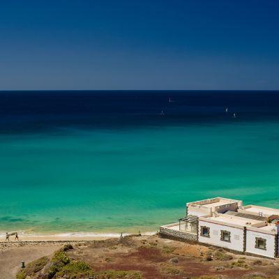 Esquinzo Beach, Fuerteventura