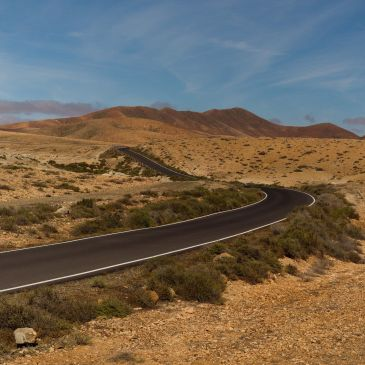 Road Cycling in Fuerteventura