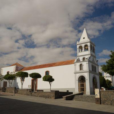 Church of  Nuestra Señora del Rosario, Puerto del Rosario, Fuerteventura