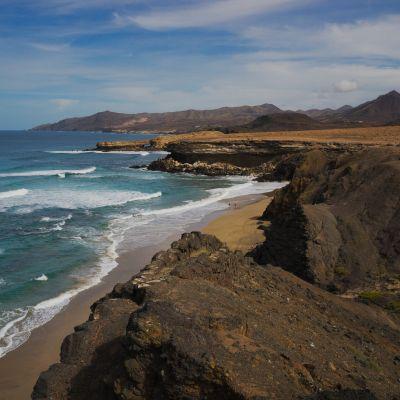 Playa de la Pared, Fuerteventura