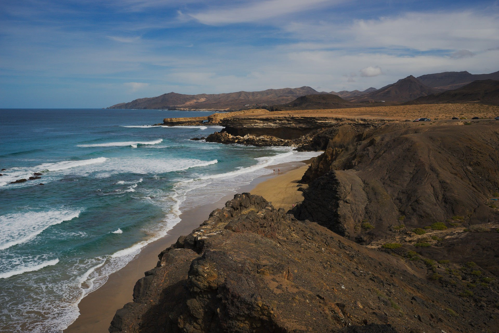 Playa de la Pared, Fuerteventura