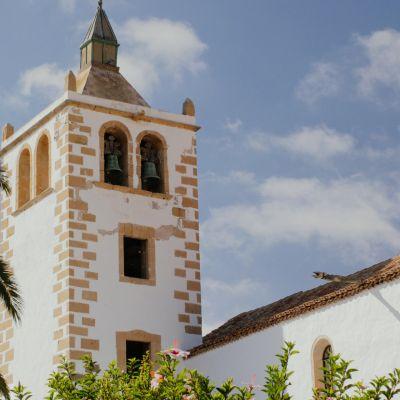 Santa Maria de Betancuria Church