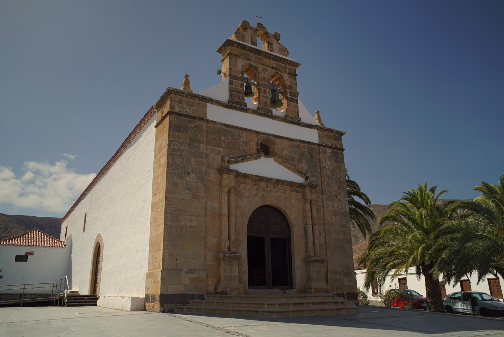 Church of Nuestra Señora de la Peña, Vega de Rio Palmas, Fuerteventura