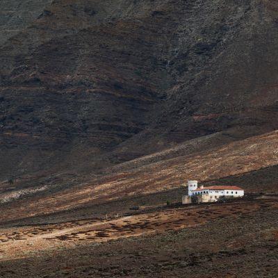 Villa Winter, Cofete, Fuerteventura