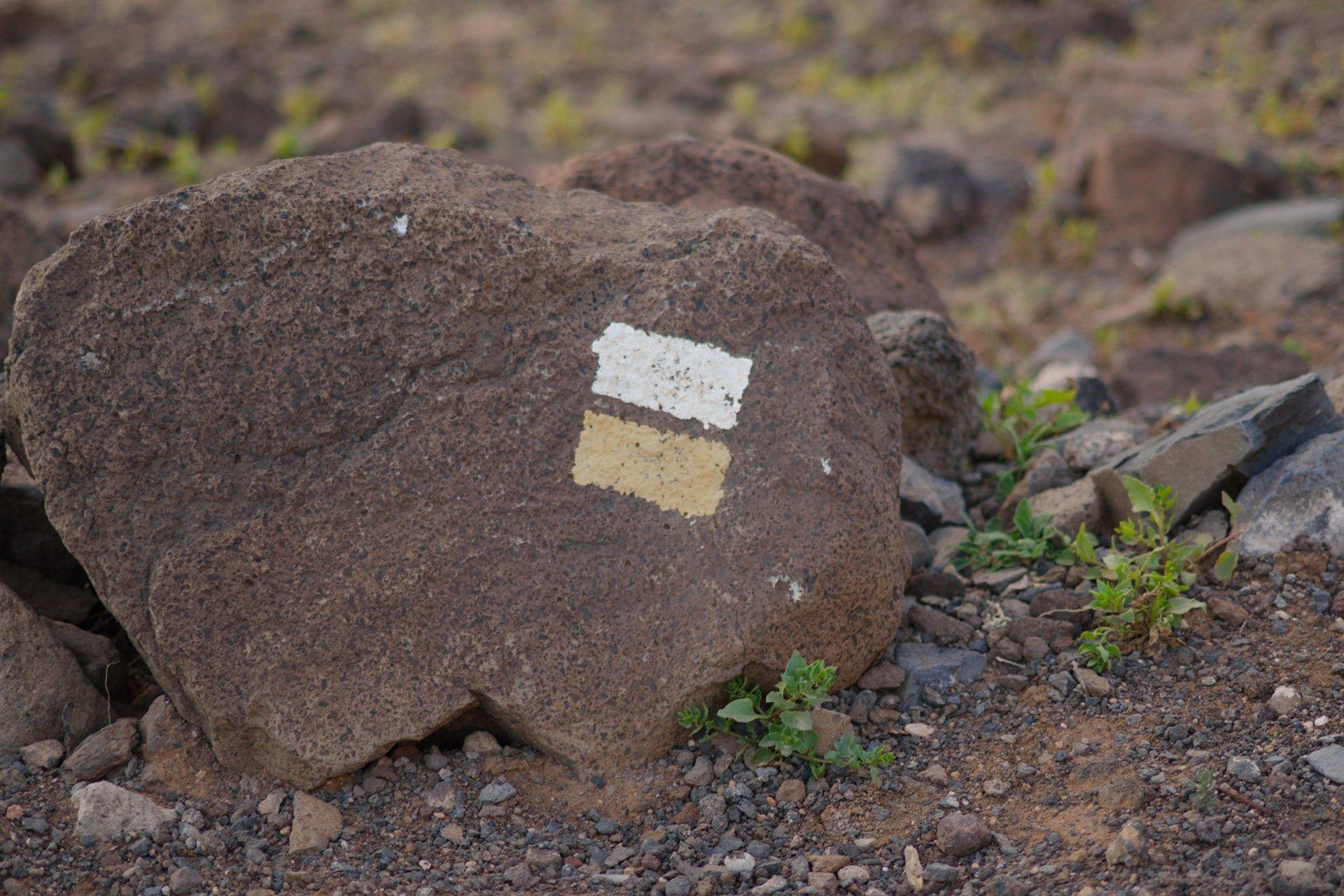 Fuerteventura Trail Marker
