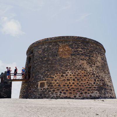 La Torre de El Tostón, El Cotillo, Fuerteventura