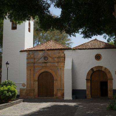 Iglesia de Nuestra Señora de Regla, Pajara, Fuerteventura