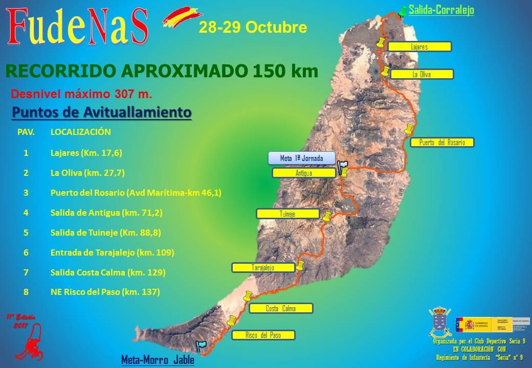 2017 FudeNaS NorthSouth Bike Race FuerteventuraGuidecom