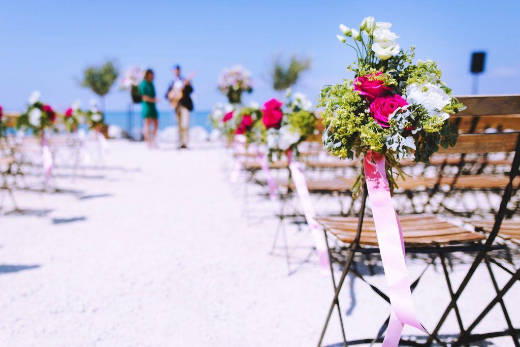 Simple and elegant Beach Wedding in Fuerteventura