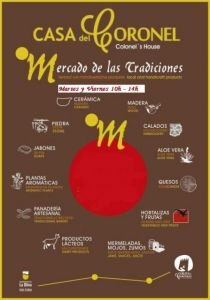 Traditional Market at Casa del Coronel @ Casa del Coronel | La Oliva | Canarias | Spain