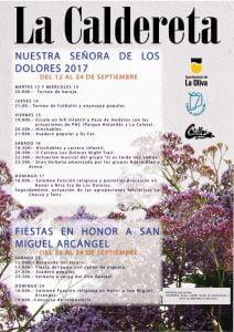 Fiestas in La Caldereta 2017 @ Caldereta | Canarias | Spain
