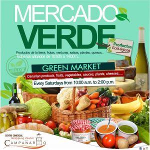 Green Market - Centro Comercial El Campanario in Corralejo @ Centro Comercial El Campanario | Corralejo | Canarias | Spain