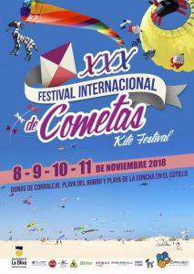 XXXI International Kite Festival @ La Oliva | La Oliva | Canarias | Spain