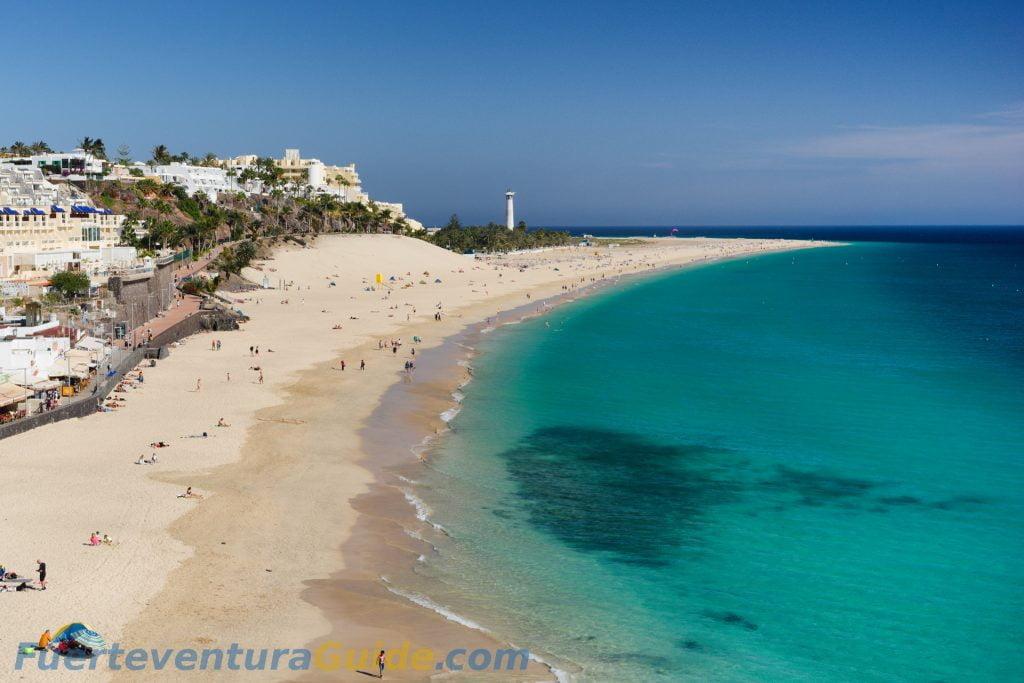 Playa de la Cebada, Morro Jable