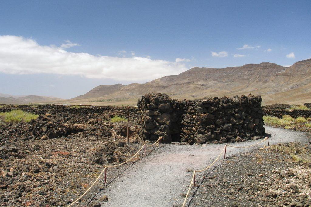 Corral at Poblado de La Atalayita