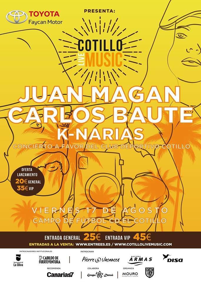 Cotillo Live Music 2018