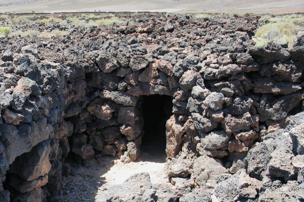 Dwelling at Poblado de La Atalayita