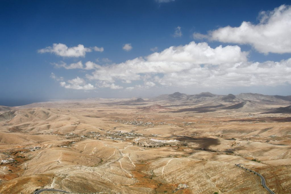 View from Mirador de Morro Velosa