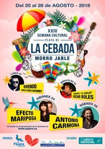 Playa de la Cebada 2018 @ Morro Jable | Morro Jable | Canary Islands | Spain