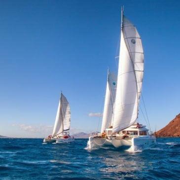 Deluxe Sailing Trip around Isla de Lobos