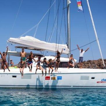 Catamaran Tour Isla de Lobos