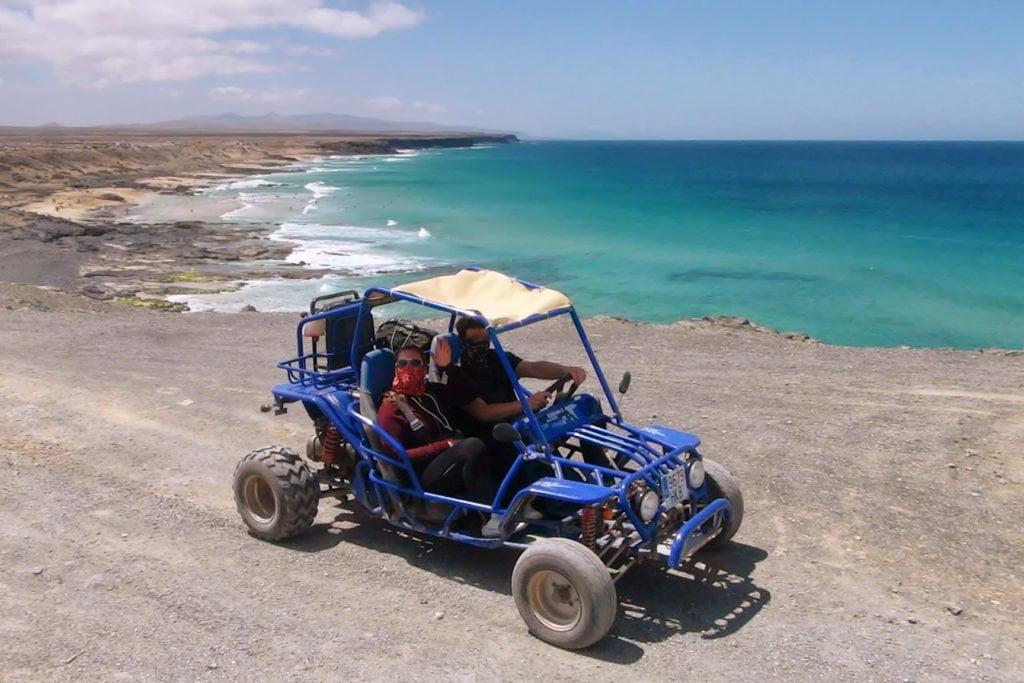 Dune-buggy Tour from Corralejo, Fuerteventura