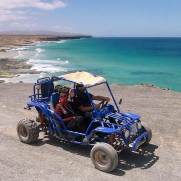 Dune-buggy Tour from Corralejo