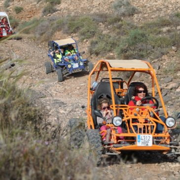 Dune Buggy Tour from Caleta de Fuste