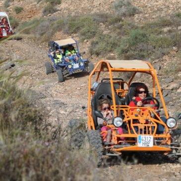 Dune Buggy Tour from Caleta de Fuste